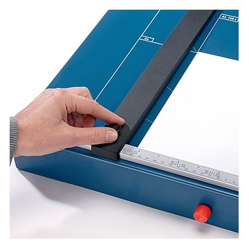 Dahle Paper Guillotine with Dead Blade 00597