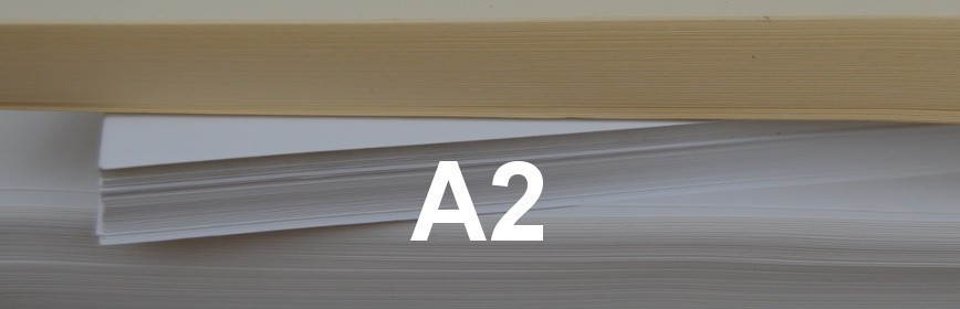 A2 Paper Size